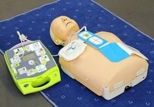 defibrillator operator course