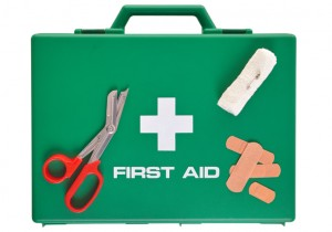 first aid basic skills update